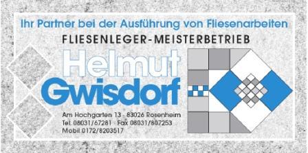 Helmut Gwisdorf - Fliesenlegerbetrieb