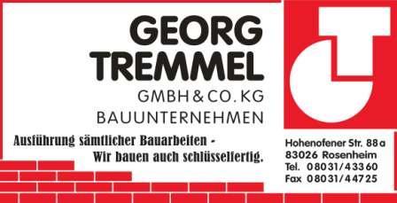 Fa. Tremmel Bau GmbH & Co KG - Bauunternehmen
