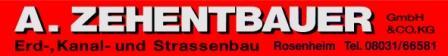A. Zehentbauer GmbH & Co KG - Fuhr- und Baggerbetrieb