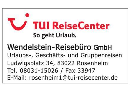 TUI ReiseCenter - Wendelstein-Reisebüro GmbH
